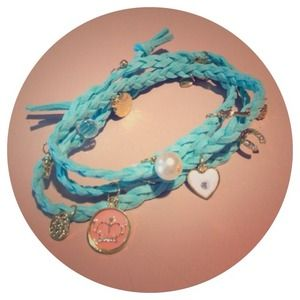 Jewelry - Mint Wrap Bracelet