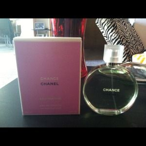 SOLD 💕Chanel chance EAU DE TOILETTE
