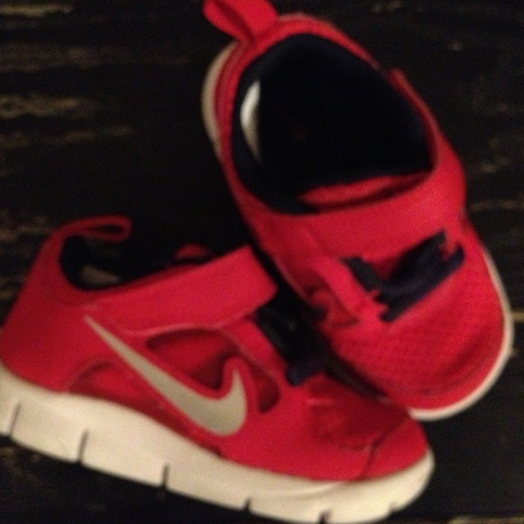 new product 6ce62 2345f Nike free run toddler boy shoes