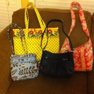 Bundle of bags!! OR MAKE OFFER!