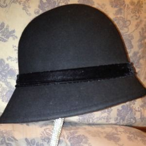 ✂ Reduced 1920's Inspired Wool Hat