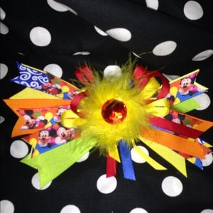 Boutique style hair bows