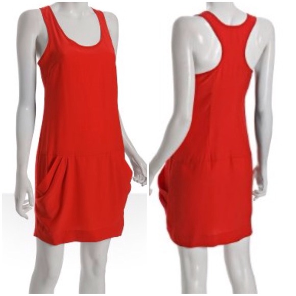 Loeffler Randall silk dress