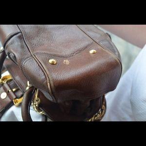 348f4e7c6a98 Prada Bags - Pre Owned Prada Cervo Animalier Satchel