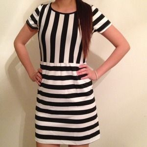 *** Host Pick *** Stripe dress