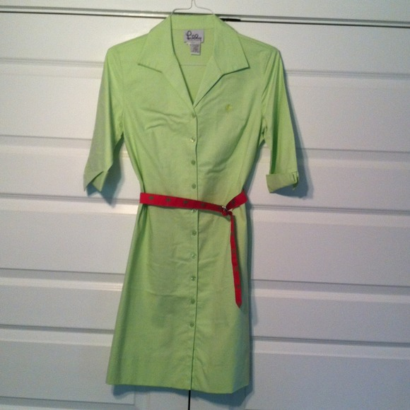 lily pulitzer Dresses & Skirts - SOLD