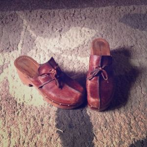 Hokus Pokus Shoes - Hokus Pokus Brand leather clogs 👡 1