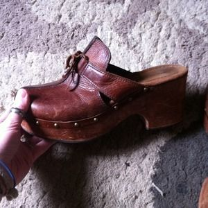 Hokus Pokus Shoes - Hokus Pokus Brand leather clogs 👡 2