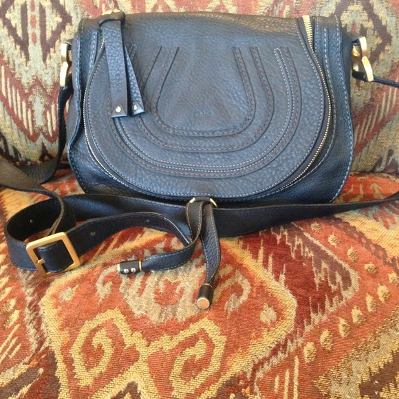 6f4b8e5c9a Chloe Marcie cross body bag