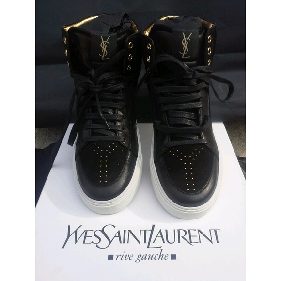 a7a1e56e Not Available YSL Yves Sant Laurent Sneakers sz 11 NWT
