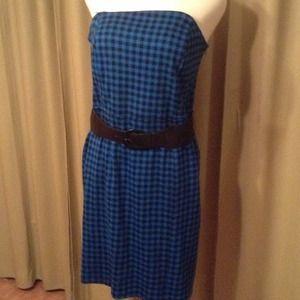 Plus Sleeveless Dress