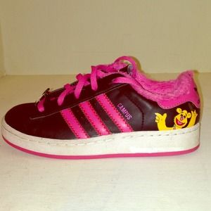 Adidas Shoes Pink And Black For Girls