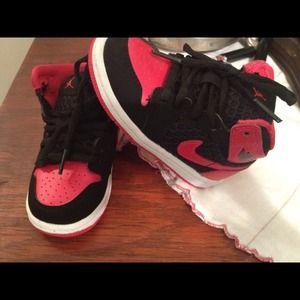 Shoes - Baby Jordans.
