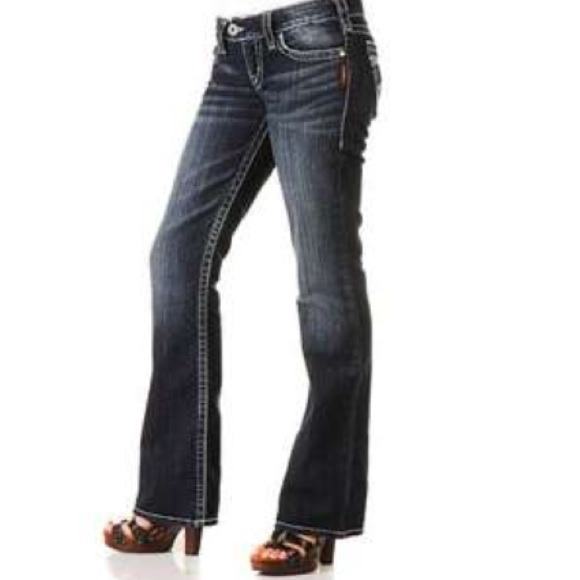 75% off Denim - Silver jeans fits like size 8. from Erica's closet ...