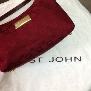 St. John Handbags - St. John purse