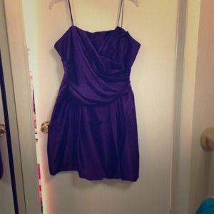 Purple Fancy Dress