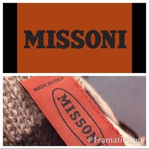 Missoni Accessories - Missoni poncho,Italy
