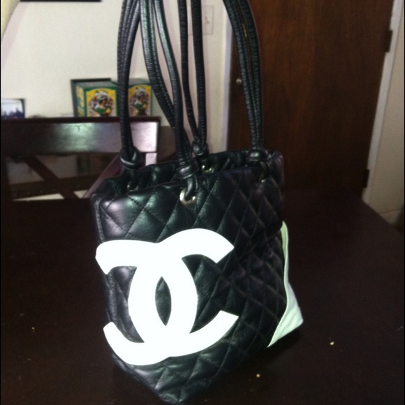 592c21174fb coco chanel fake Handbags - Coco Chanel Purse (knock off)