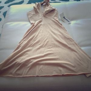 American apparel convertible dress