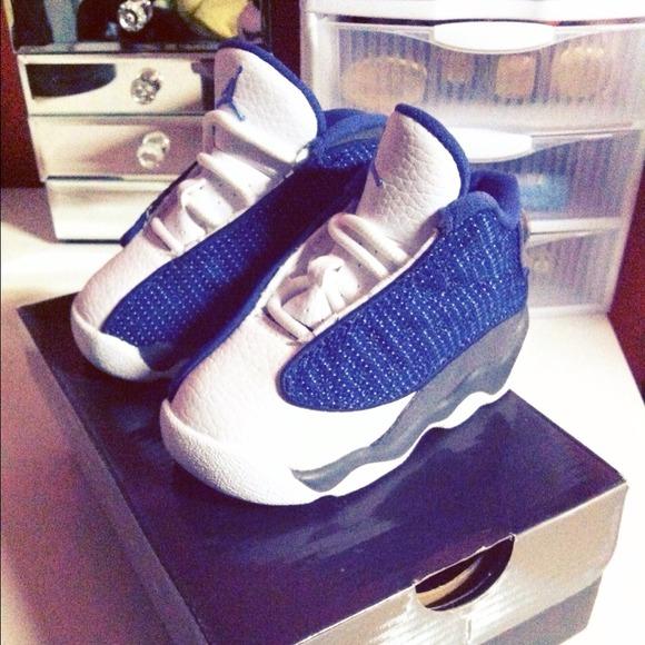 sports shoes 539df 6c523 Toddler Jordans Flint 13s