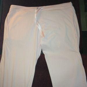 TCM Pants - Light Pink Cotton Lounge Pant 0171