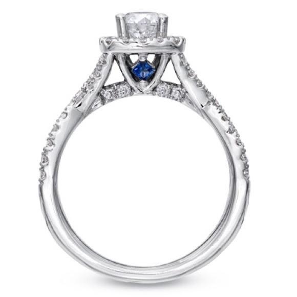 37 vera wang jewelry vera wang engagement ring and