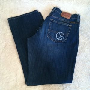 Lucky Brand Denim - Lucky Straight Leg Jeans