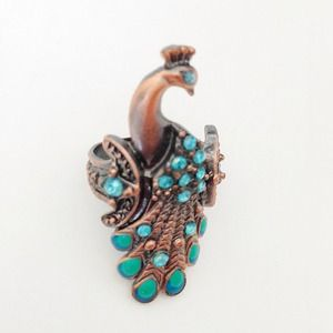 🎉HOST PICK!🎉 Peacock Ring
