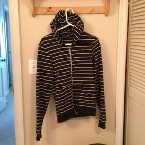 Boy Zip Up Sweatshirt