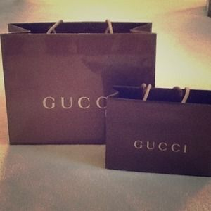 Gucci Shopping Bag Medium & Small