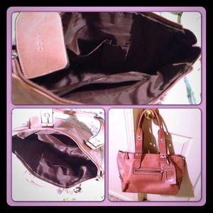 Big ALDO purse
