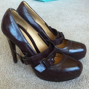 L.A.M.B high heels.