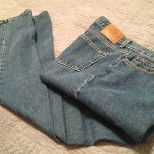 Long Elegant Legs Denim - Long Elegant Legs Jeans