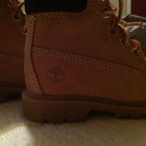 Gutt Timberland Boots Størrelse 4 B1NhG