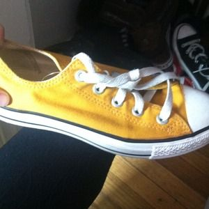 Mint Colored Converse Shoes
