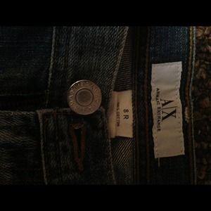 A/X Armani Exchange Jeans - Reduced Armani Exchange size 8 women's boot cut