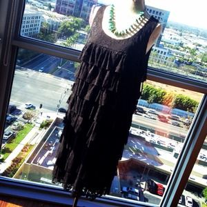 Tiered Lace INC Dress