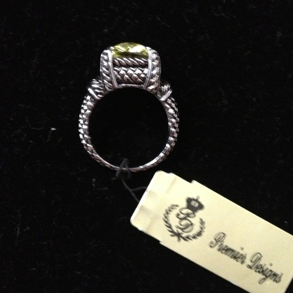 premier designs sold citrine premier designs ring
