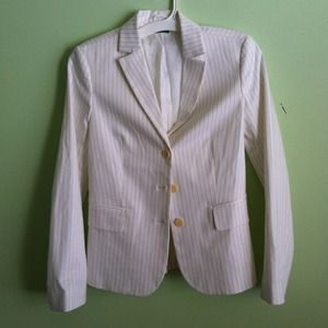 United Colors of Benetton Pinstripe Blazer