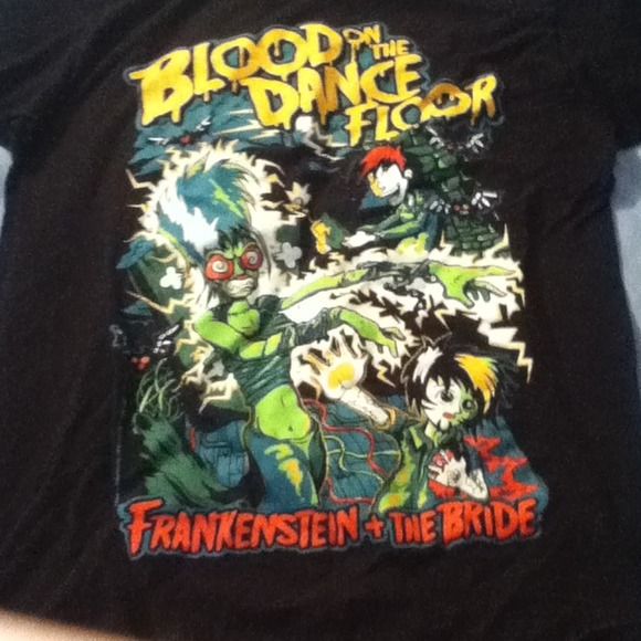 frankenstein + the bride botdf