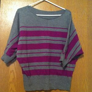 A.N.A size L sweater