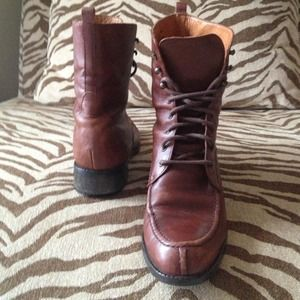 Eddie Bauer Shoes - Vintage Eddie Bauer Granny Boots made in Italy