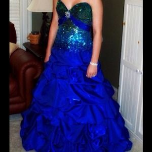 Prom dress REDUCED PRICE!