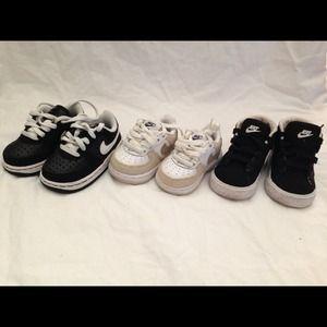 Bundle Infant Sneaker for Sale. SZ 3,4,5
