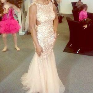 Dresses & Skirts - Jovani Million Dollar Baby Dress