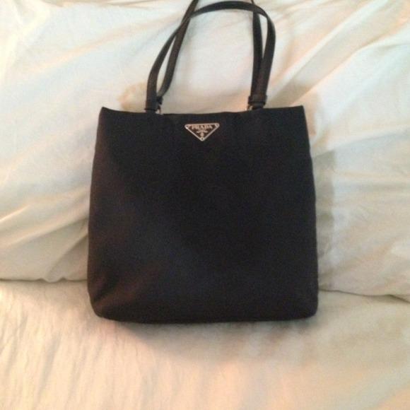 851d50e179 ... Prada black bag. M 51841877b53213497601806b