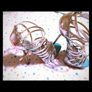 Shoedazzle heels.