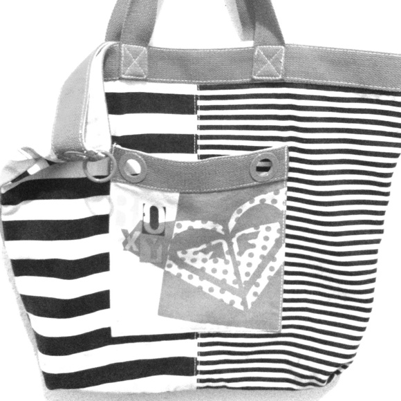 67% off Roxy Handbags - Roxy Beach Bag 🌴 from Jourdan's closet on ...