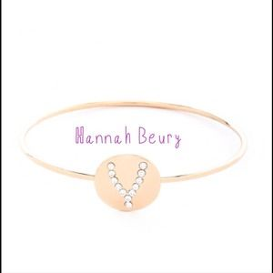 Hannah Beury Jewelry - Wishbone Bangle