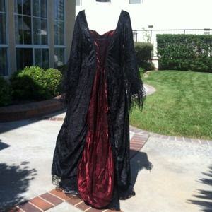 Dresses & Skirts - Gothic dress.
